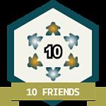 10 Friends