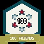 100 Friends