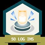50 Daily Visits