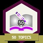 50 Forum Topics
