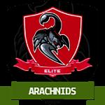 Arachnid Elite Quest Badge