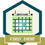 Create First Event Badge