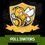 Pollinators Elite Quest Badge