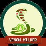 Venom Milker