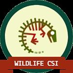 Wildlife Forensic Technologist Badge