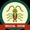 Medical Entomologist Badge