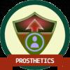 Animal Prosthetist Badge