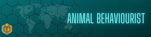 Animal Behaviourist Banner