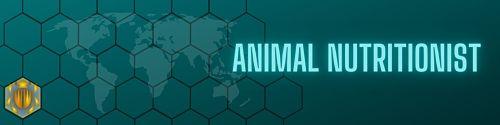 Career as an Animal Nutritionist
