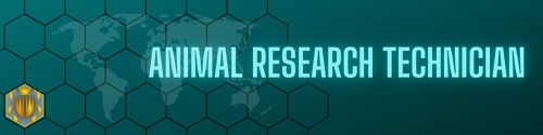 Animal Research Technician Banner